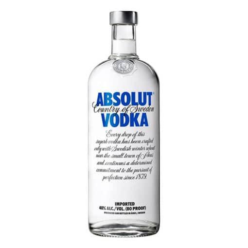 ital rendelés - ital házhozszállítás budapesten azonnal Absolut (0,5l)