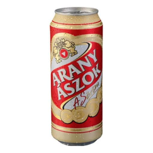 ital rendelés - ital házhozszállítás budapesten azonnal Arany Ászok (0,5l)