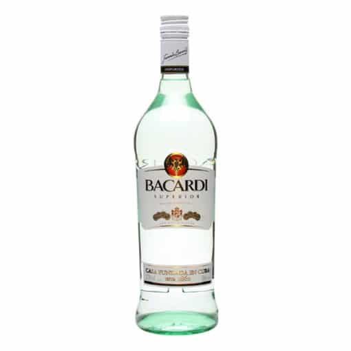 ital rendelés - ital házhozszállítás budapesten azonnal Bacardi (0,7l)