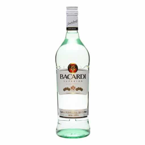 ital rendelés - ital házhozszállítás budapesten azonnal Bacardi (1l)