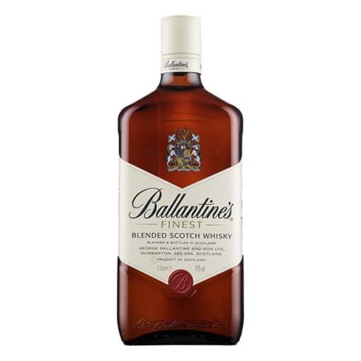 ital rendelés - ital házhozszállítás budapesten azonnal Ballantines (0,7l)
