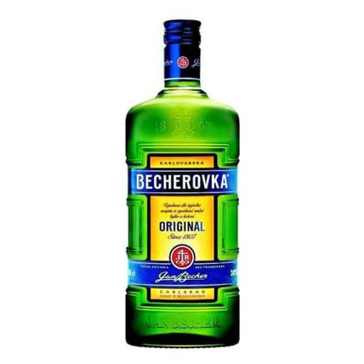 ital rendelés - ital házhozszállítás budapesten azonnal Becherovka (0,5l)