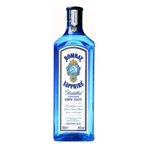 ital rendelés - ital házhozszállítás budapesten azonnal Bombay Sapphire (1l)