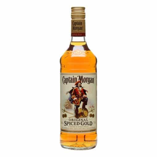ital rendelés - ital házhozszállítás budapesten azonnal Captain Morgen Spicy (0,7l)