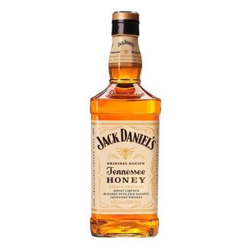ital rendelés - ital házhozszállítás budapesten azonnal Jack Daniels Honey (1l)