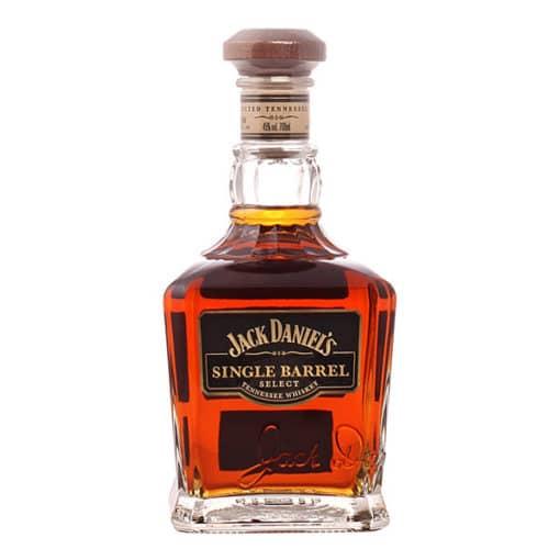 ital rendelés - ital házhozszállítás budapesten azonnal Jack Daniels Single Barrel (0,7l)