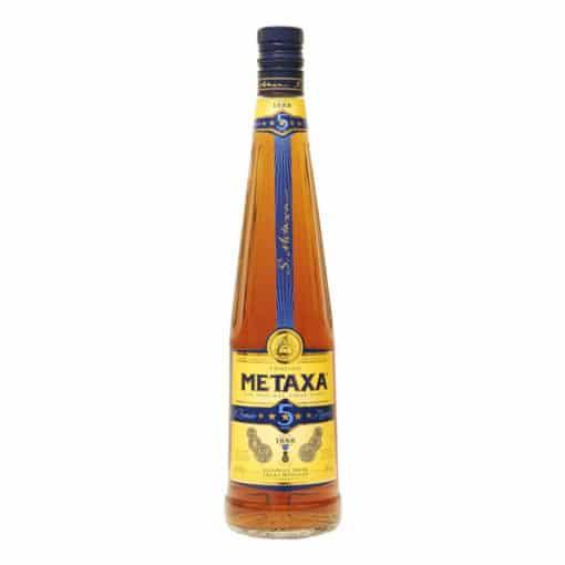ital rendelés - ital házhozszállítás budapesten azonnal Metaxa 5 Csillagos (0,7l)