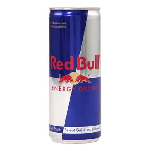 ital rendelés - ital házhozszállítás budapesten azonnal Red Bull (0,25l)
