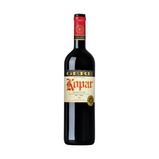 ital rendelés - ital házhozszállítás budapesten azonnal gere-kopar-cuvee-bor